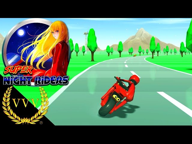 Super Night Riders - Biking Gameplay Action