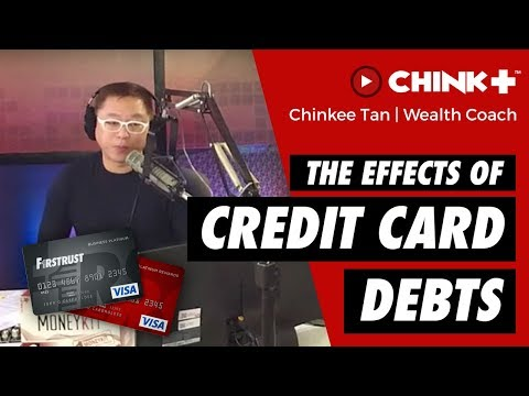 NEGATIVE EFFECTS OF OF NOT PAYING CREDIT CARD DEBTS