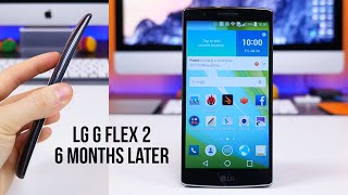 LG G Flex 2 Revisited: 6 Months Later