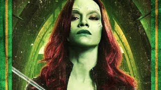 Zoe Saldana Just Dropped An ENDGAME SPOILER