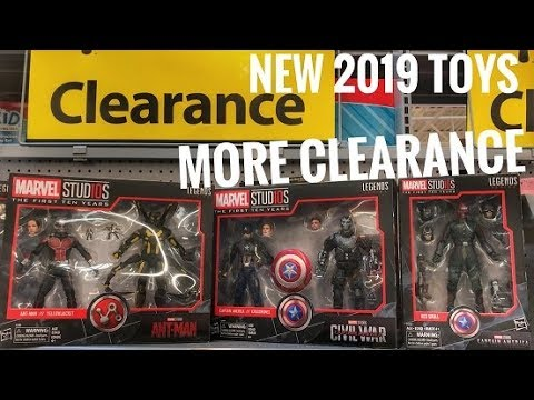 5aa9338d5f99f EP86- New 2019 Neca Mega Construx Heroes/ Marvel Legends Clearance Toy Hunt/  MDX Mezco Popeye