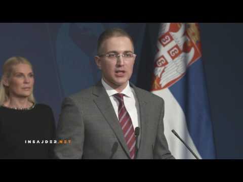 Stefanovic na pitanja Insajdera o dekriminalizaciji policije i rušenju Hercegovačke ulice