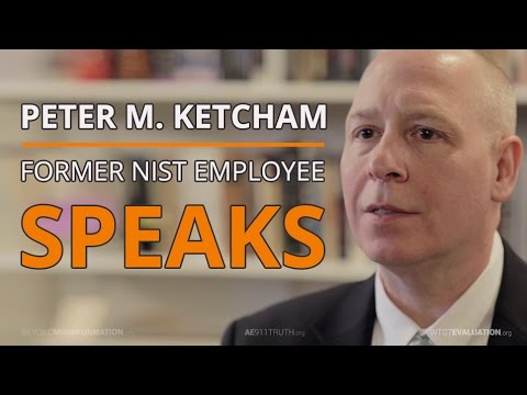 Peter M. Ketcham: Former NIST Employee Speaks — Stay Tuned for Full Interview