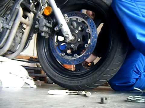 Suzuki Katana  Front Wheel Rim
