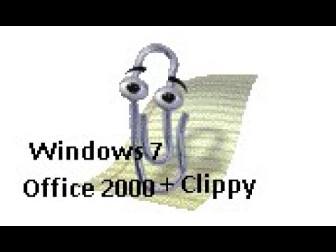 Office 2000 Premium on Windows 7 (Download link)