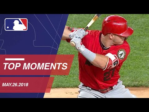 Top 10 Plays of the Day - May 26, 2018