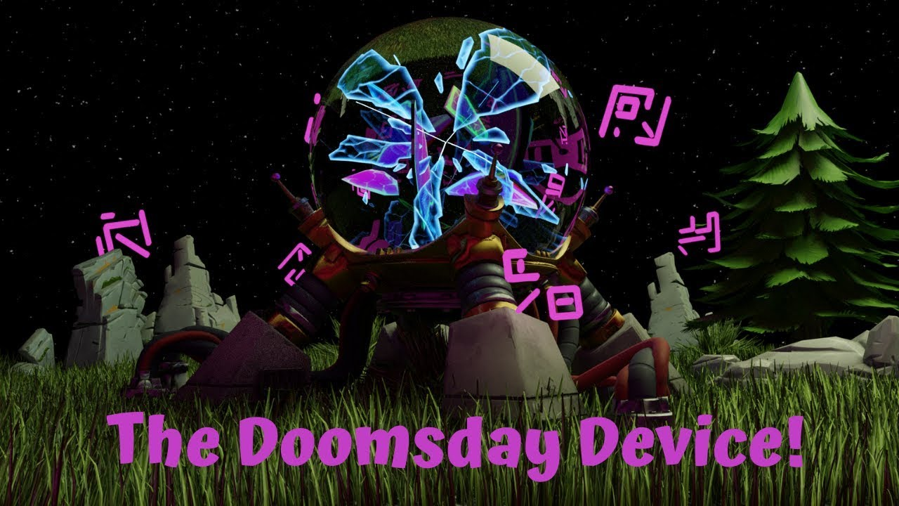 The Doomsday Device Live Event Season 3 Leaks And Theme
