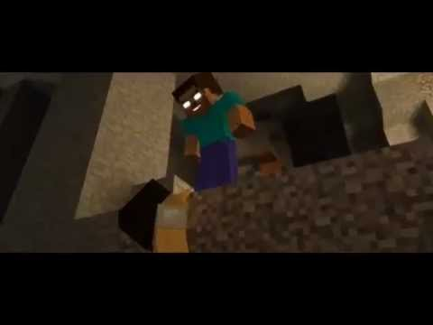 -The Miner- - A Minecraft Parody Of The Fighter By Gym Class Heroes (Music Video) Speed Up 200%
