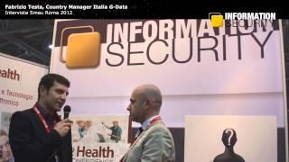 Intervista a Fabrizio Testa, Country Manager per l'Italia di G-Data