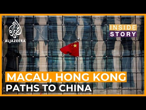 Different paths to China - Macau and Hong Kong - why? | Inside Story