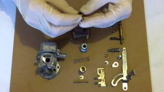 mariner 2hp outboard carb rebuild