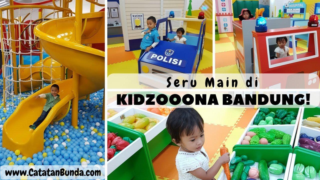 Serunya Bermain Di Kidzoona Paskal Shopping Mall Bandung