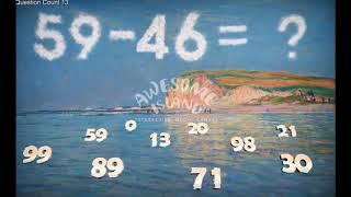 FantasticWall Monet Number