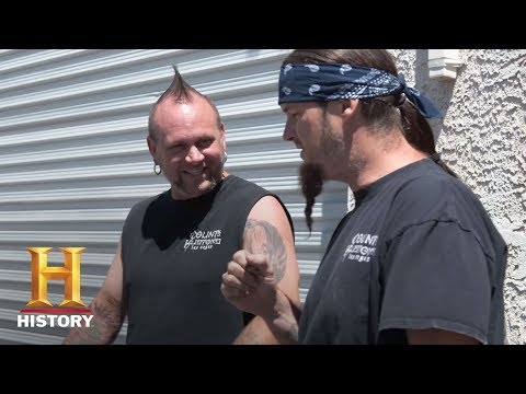 Counting Cars: Bonus: Calm Before The Storm Chaser | History