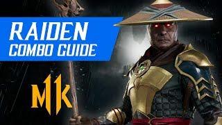 Raiden Combo Guide (Tournament/Ranked) – Mortal Kombat 11