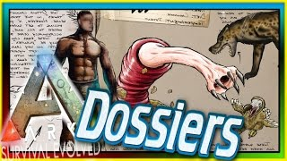 ARK Dossiers Showcase! Fan-made: Acrocantho, Human, Sauropods (ARK: Survival Evolved Dossier/News)