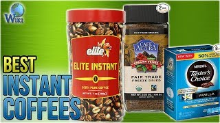 10 Best Instant Coffees 2018