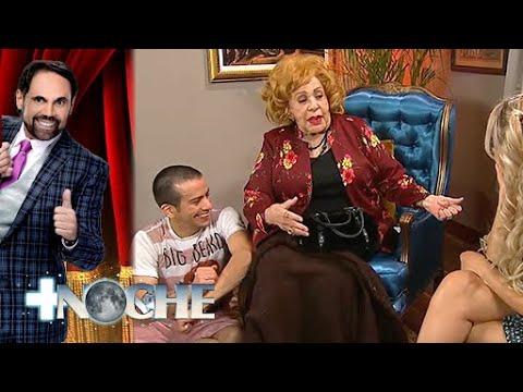 Los cuentos de la abuela con Silvia Pinal | + Noche | Distrito Comedia