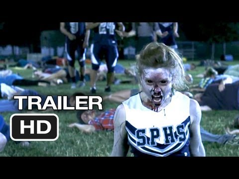 Dead Before Dawn 3D   1 2013  Zombie Comedy HD