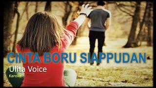 Lagu Batak Terbaru - Cinta Boru Siappudan Ulita Voice | Karoke |