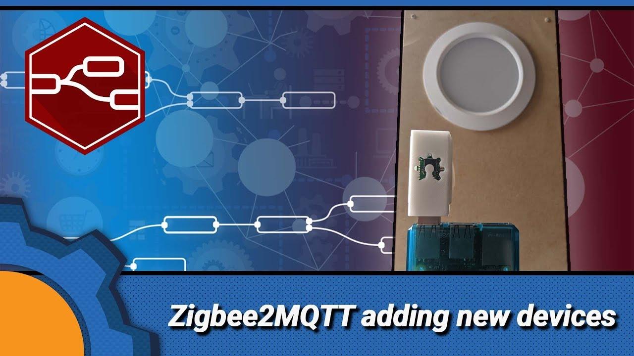 Zigbee2MQTT: adding new Zigbee devices