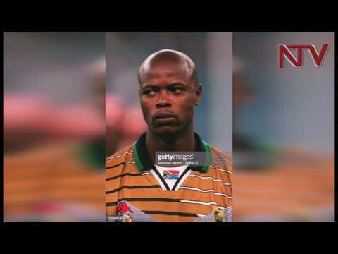South Africa mourns former bafana bafana striker
