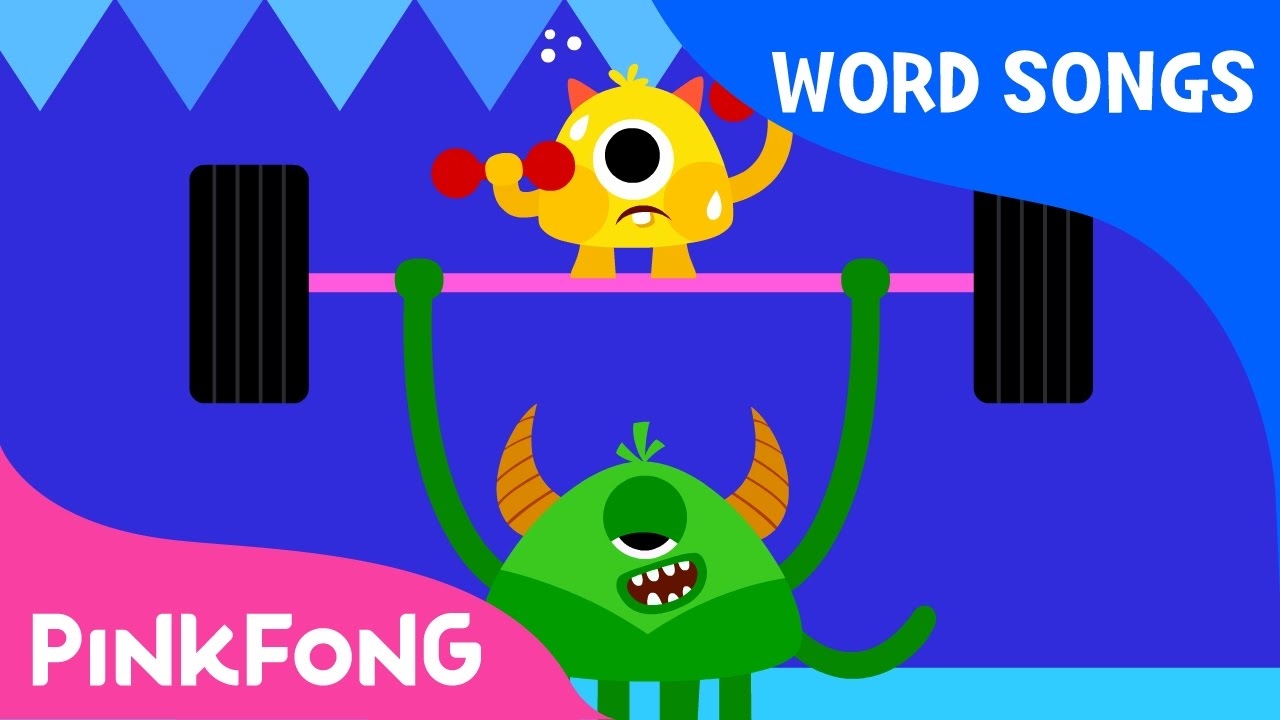 Opposites2 | Word Songs | Word Power | Pinkfong Songs for Children ...