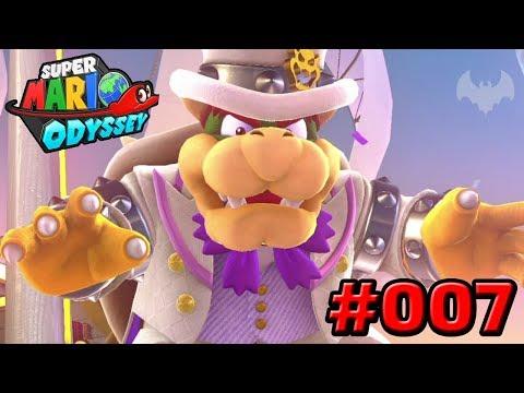 Ich mache es mir schwer - Super Mario Odyssey #007 - Dhalucard