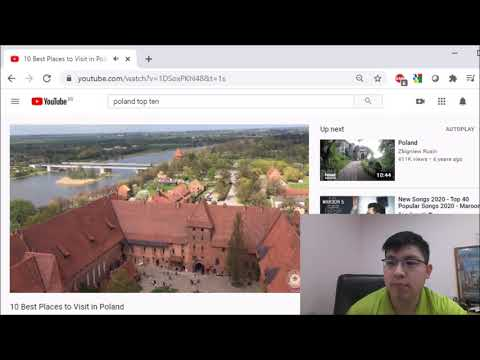 "Travel Agent Reacts to ""10 Best Places to Visit in Poland"" by World Top 10"