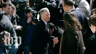 A timeline of Scooter Libby's career and controversies