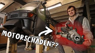 ENGINE DAMAGE at the APE?! | Piaggio Ape 50