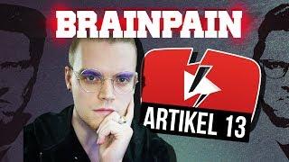 Artikel 13: Paniiiik!!!! - Brainpain