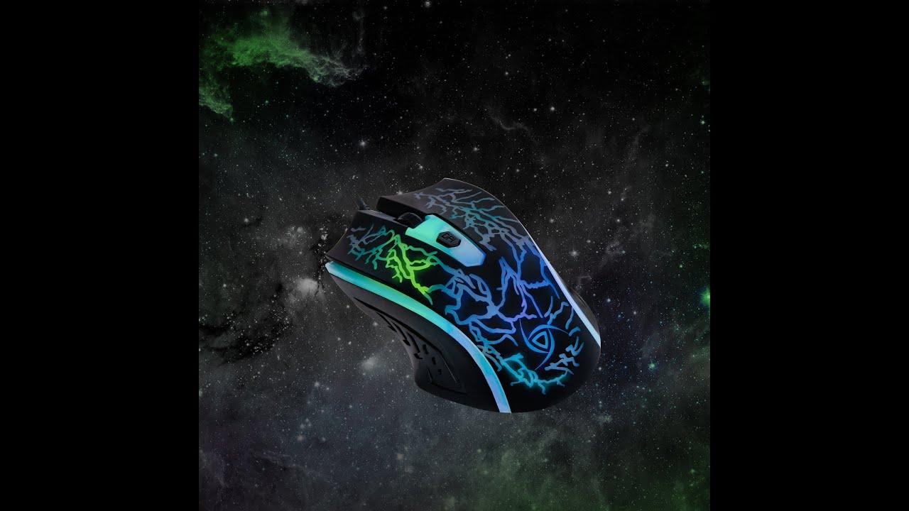 Unboxing Mouse Gamer VSG EON - YouTube