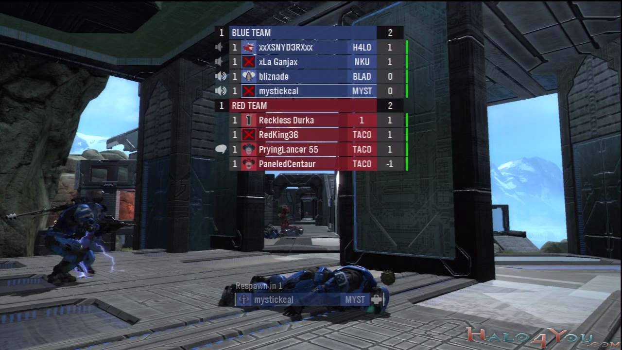 Halo Reach Gameplay