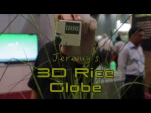 IRRI's 3D Rice Globe App now available for download