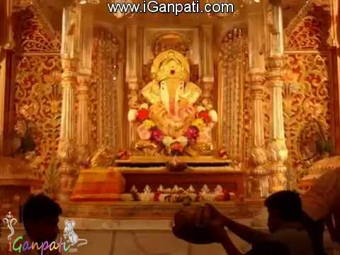 Ganesh utsav decoration ideas youtube Ganpati decoration design for home