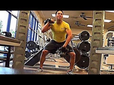 2 minute fat burning kettlebell workout  youtube