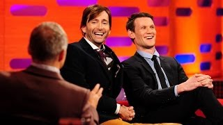 Graham Norton chats with not one but two Doctors - The Graham Norton Show: Episode 6 - BBC One