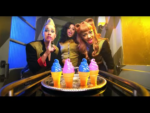 Stooshe |  Love Me feat. Travie McCoy (Official Video)