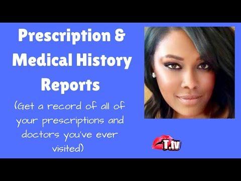Prescription & Medical Reports
