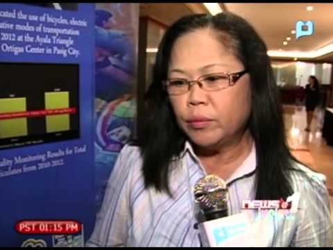 DENR and other gov't agencies renew commitment to pursue clean air