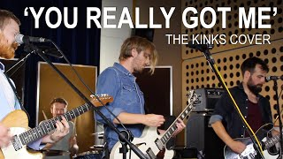 YOU REALLY GOT ME - The Kinks/ Van Halen COVER by Andy Guitar Band