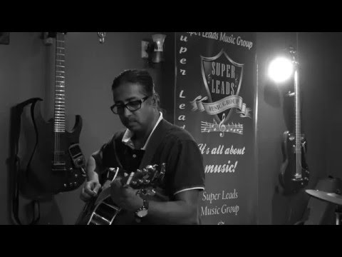 Endrum Pathinaaru - Live Guitar Instrumental By Kumaran