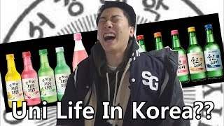 What Korean University Students Do (Sogang University / University In Korea)