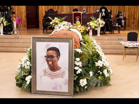 TRIBUTE BY CHILDREN - Mrs.Juliana Kwakyewaa Dennis