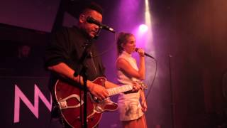 "NONONO - ""Pumpin Blood"" Live 