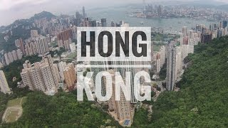 HONG KONG - Trip vlog - Friends, Food, Drones