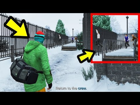 Where do the Hostages go in Prologue? (GTA 5)