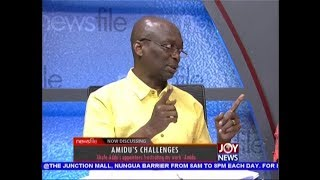 Amidu's Challenges - Newsfile on JoyNews (29-9-18)