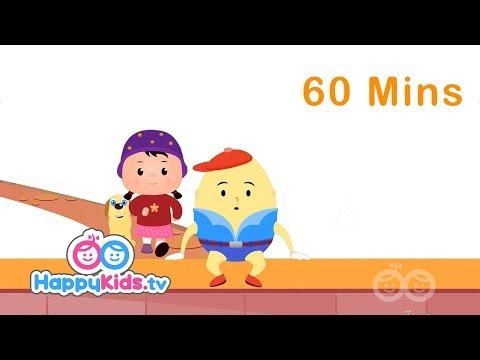 humpty-dumpty-+-more-nursery-rhymes- -top-25-kids-&-children-songs- -happy-kids